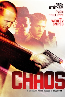 Poster of Chaos 2005 Full Hindi Dual Audio Movie Download BluRay 720p