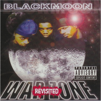 War Zone Revisited - Black Moon
