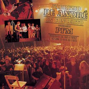 Fabrizio De André - Arrangiamenti PFM (Live)