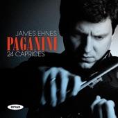 James Ehnes - 24 Caprices, Op. 1: No. 1 in E Major, Andante
