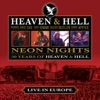Neon Nights: Live In Europe