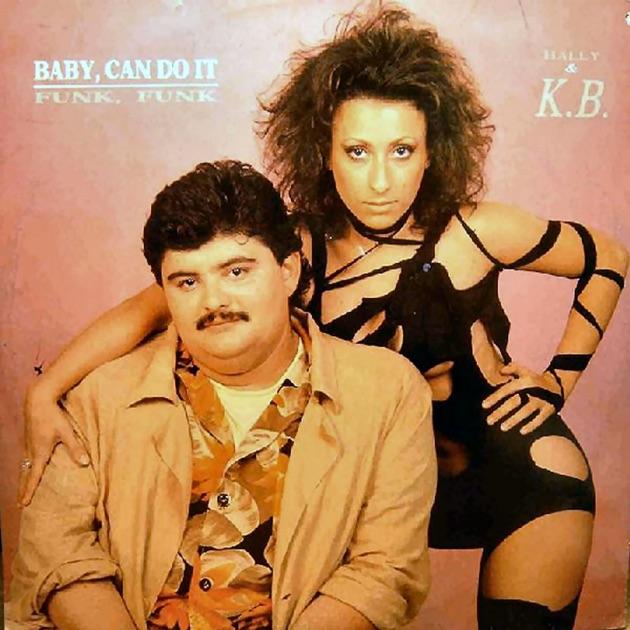 Baby, Can Do It (Italo Disco) - Single by Hally & KB
