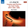 Bach: Sonatas And Partitas For Solo Violin, Bwv 1001-1006 - Ilya Kaler