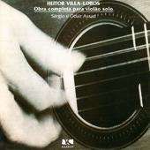 Heitor Villa-Lobos - Obra Completa Para Violão Solo