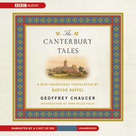 The Canterbury Tales: A New Unabridged Translation by Burton Raffel (Unabridged) audiobook