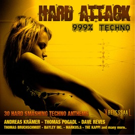 ‎Hard Attack - Best of New Techno, Vol  1 by Various Artists on iTunes