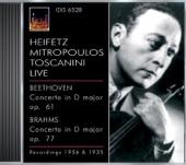 Violin Concerto in D major, Op. 77: II. Adagio artwork