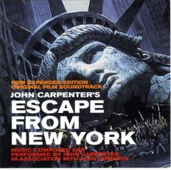 Escape from New York (Original Film Soundtrack)