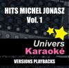 Hits Michel Jonasz, Vol. 1 - EP - Univers Karaoké