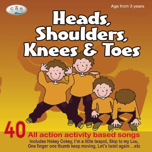 Heads, Shoulders, Knees & Toes
