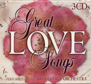 The Great Love Songs - 101 Strings Orchestra - 101 Strings Orchestra