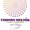 Thomas Helmig - 100 Dage artwork
