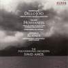 Philharmonia Orchestra & David Amos - The Philharmonia Orchestra Performs Works By Dello Joio, Hovhaness, & Rosner  artwork