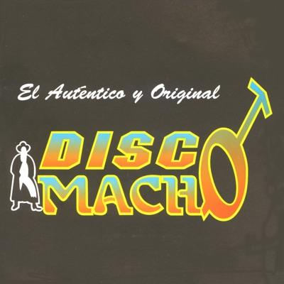 Disco Macho - EP - Banda Machos
