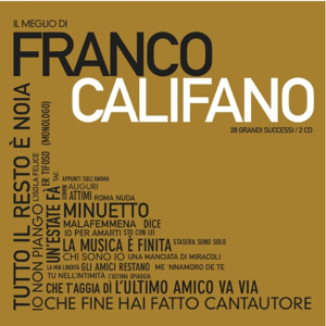 Franco Califano - Il meglio di