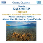 KALOMIRIS: Symphony No. 3 - Triptych - 3 Greek Dances