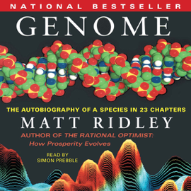 Genome: The Autobiography of a Species in 23 Chapters audiobook