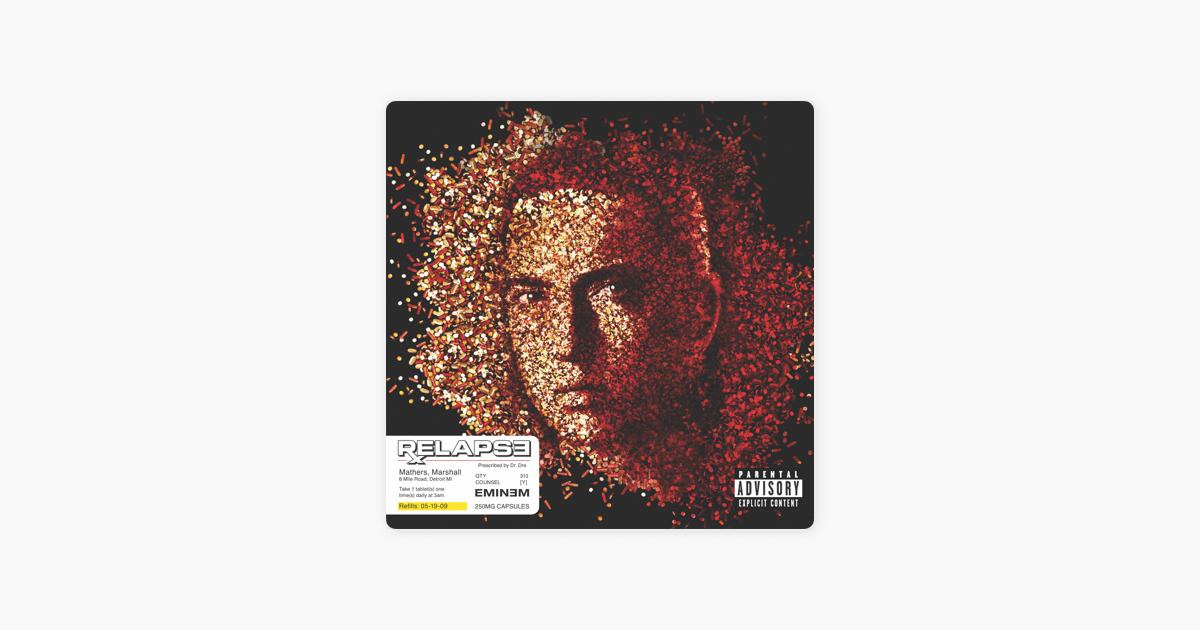 cd eminem before the relapse 2009 pre release