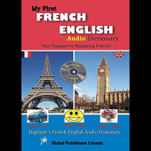 French-English Audio Dictionary for Beginners