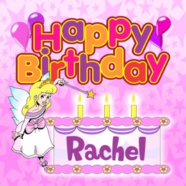 Happy Birthday Rachel By The Birthday Bunch On Apple Music