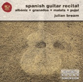 Julian Bream - Spanish Guitar Recital - Granados: La Maja De Goya (Tonadilla)