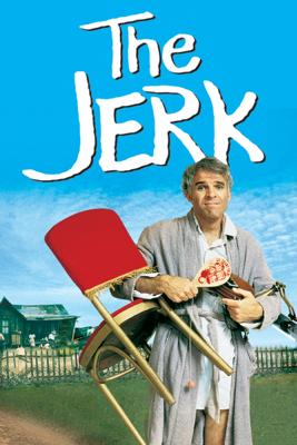 Carl Reiner - The Jerk  artwork