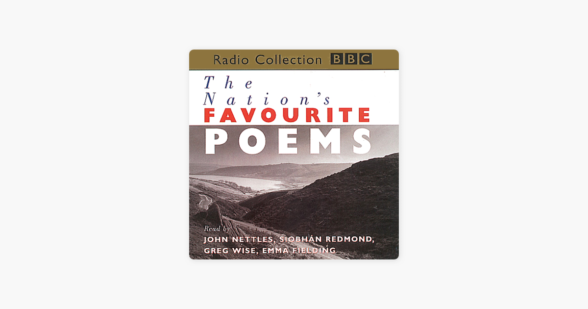 The Nation's Favourite Poems - BBC Audiobooks