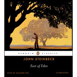 East of Eden (Unabridged) audiobook