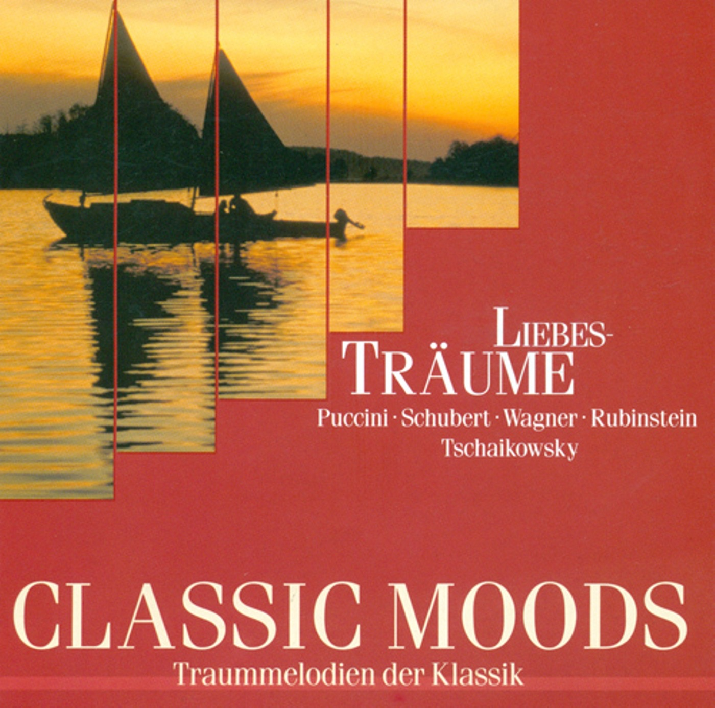 Classic Moods - Puccini, G. - Schubert, F. - Wagner, R. - Rubinstein, A. - Tchaikovsky, P.I.