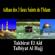 Takbirat el Aid (1er version depuis la Mecque)