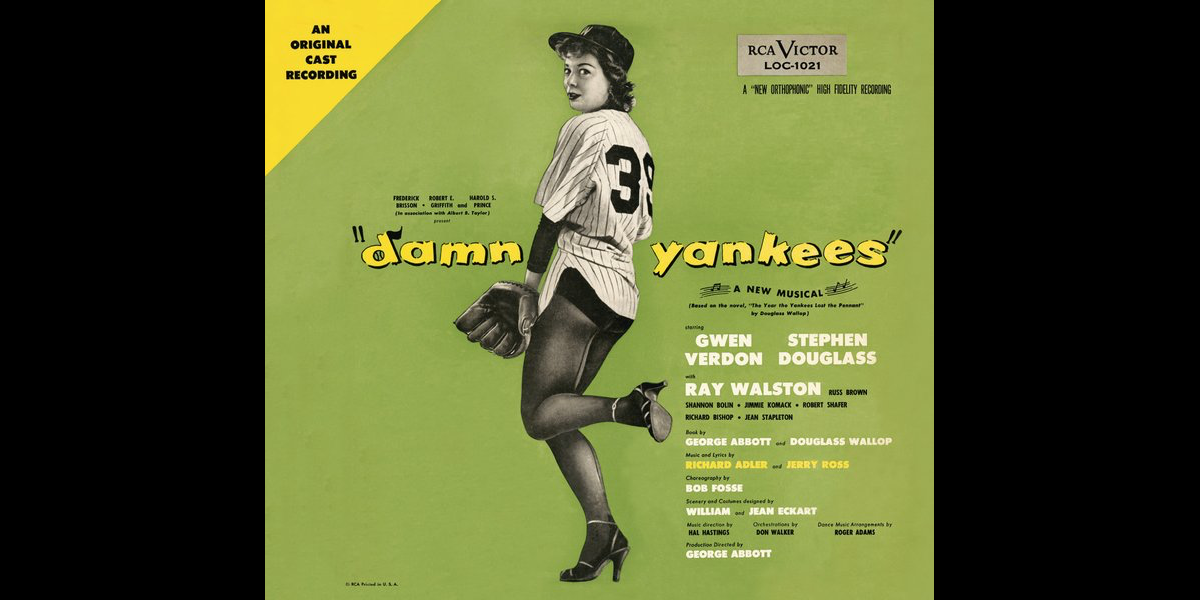 ‎Damn Yankees (Original Soundtrack) [Remastered] by Jerry Ross & Richard  Adler on iTunes
