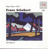 Schubert: Trio For Piano, Violin And Cello Vol. 1