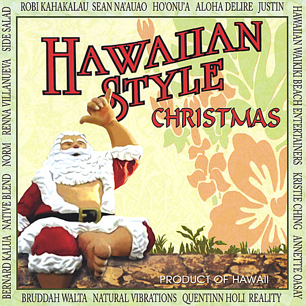 Hawaiian Style Christmas Various Artists