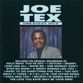 Joe Tex - I Want To (Do Everything For You)