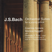 Bach: Orchestral Suites for a Young Prince