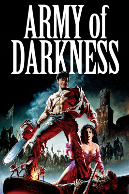 Sam Raimi - Army of Darkness  artwork