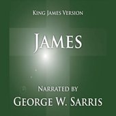 The Holy Bible - KJV: James (Unabridged)