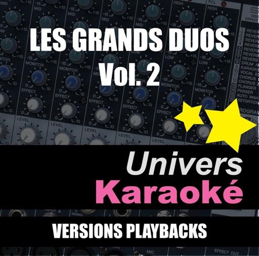 Les grands duos, vol. 2 (Versions karaoké)