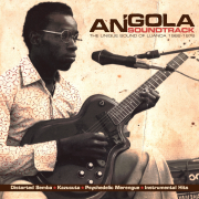 Angola Soundtrack: The Unique Sound of Luanda: 1968-1976 (Analog Africa No. 9) - Various Artists - Various Artists