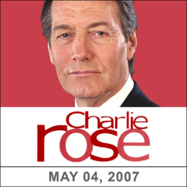 Charlie Rose: Bill Maher and Christopher Hitchens, May 4, 2007 audiobook