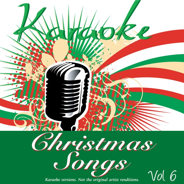 Karaoke Christmas Songs, Vol. 6 by Ameritz - Karaoke on Apple Music