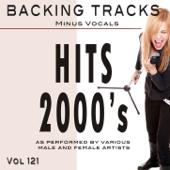 Hits 2000's Vol 121 (Backing Tracks)