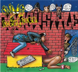 View album Snoop Dogg - Doggystyle