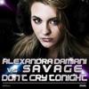 Don't Cry Tonight - Single