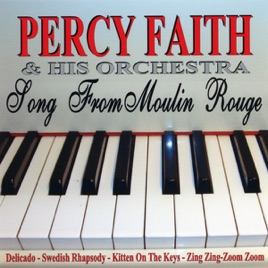Image result for the song from moulin rouge percy faith