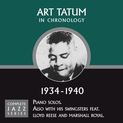 Complete Jazz Series 1934 - 1940 - Art Tatum