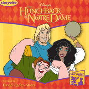 Disney's Storyteller Series: The Hunchback of Notre Dame - EP - David Ogden Stiers - David Ogden Stiers