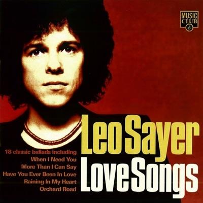 Love Songs - Leo Sayer
