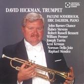 David Hickman - Sonata for Trumpet & Piano: I. Allegro moderato