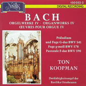 Fuge G Minor BWV 578